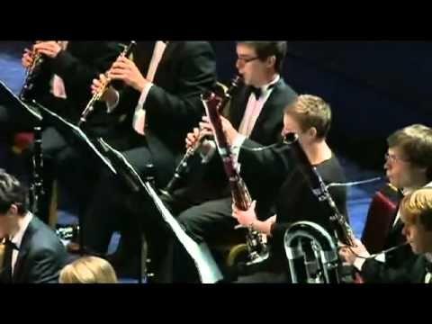 Shostakovich - Symphony No. 10 - 2nd movement - BBC Proms 2010 - Australian Youth Orchestra - YouTube