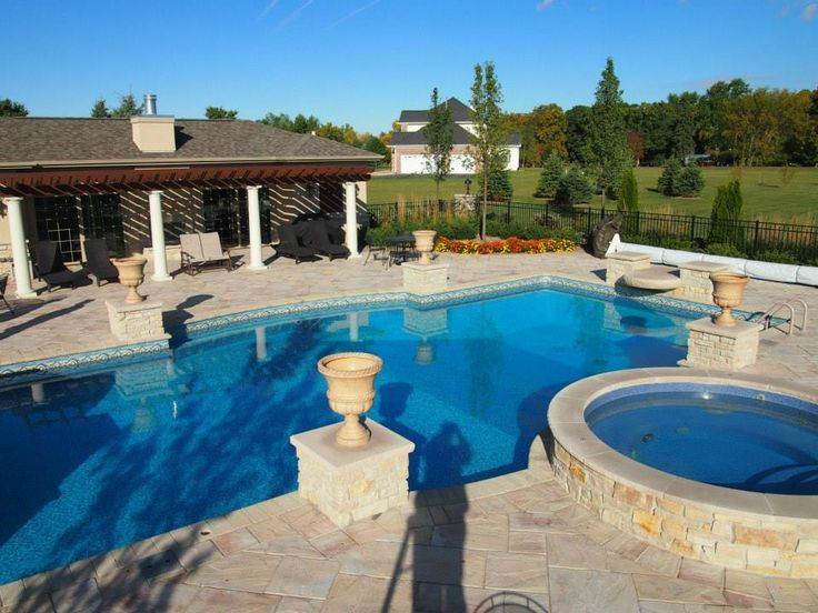 17 Best Images About My Pool On Pinterest Stamped