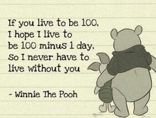 For my sweet hubby...