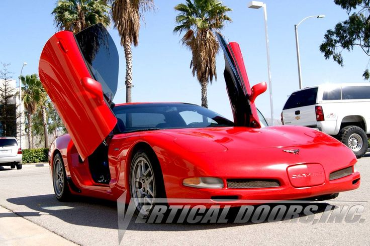Check out the Chevrolet Corvette C5 1997-2004 lambo doors kit with most comptable Auto Accessories from Vertical Doors.  Shop Now, Visit at http://verticaldoors.com/chevrolet_1997_2004_corvette.html?zenid=9e023f877dfcbb11f2988d1005f44347  For Sales and Installation, Contact us Today at 951.273.1069  #chevrolet #chevy #corvette #vette #c5 #cars #sportscars #lambodoors #autoaccessories #madeinusa #stylish #strongest #sales #installation #verticaldoors