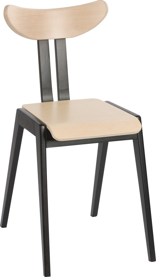 "Marian Sigmund, Paged Meble, ""SIG1 Chair"". Photo by Łódź Design"