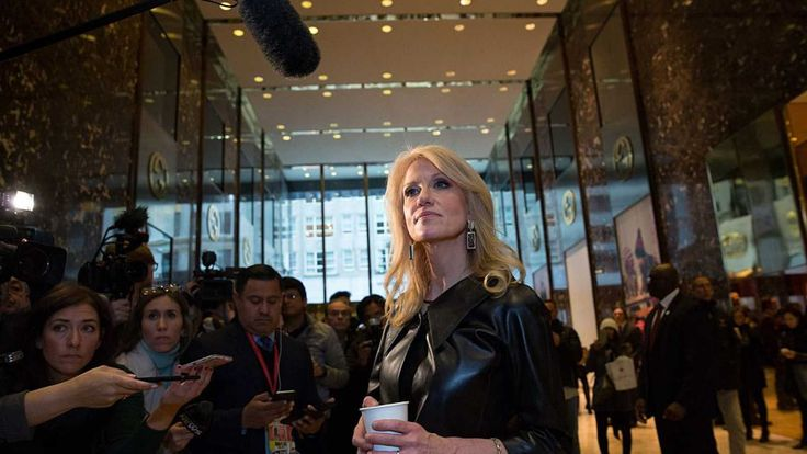01-09-2017   In defending Donald Trump from the tender mercies of Meryl Streep, proxy Kellyanne Conway demonstrated that she has become one of the great trolls of modern politics. She's not just a troll, she's a cave troll.