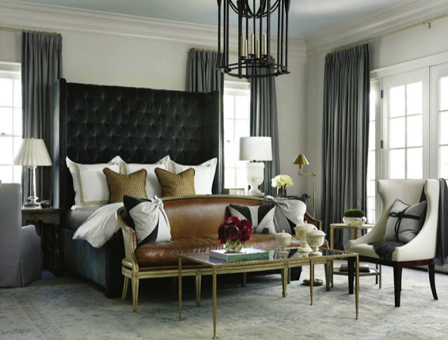 The talented Amy Morris designed this bedroom for the Atlanta Homes and  Lifestyles  Christmas Show. 1000  images about Interior Design   Amy Morris on Pinterest