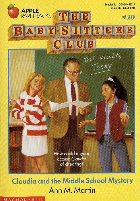 the babysitters club book review