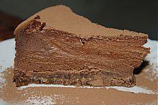 """Шоколадный пирог """"Черный бархат"""""""