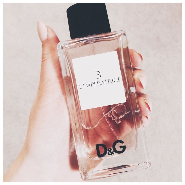 Dolce and Gabbana 3 L'Imperatrice. Love this perfume!