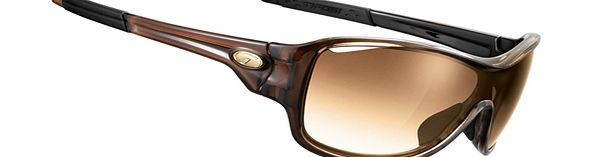 Tifosi Rumor Crystal Brown Sunglasses Made of Grilamid TR-90 a homopolyamide nylon characterized by an extremely high alternative bending strength low density and high resistance to chemical and UV damage. Hydrophilic rubber ear and nose  http://www.comparestoreprices.co.uk/sunglasses/tifosi-rumor-crystal-brown-sunglasses.asp