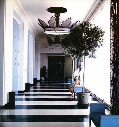 Greenbrier Exterior: 59 Best Mid-Century Trousdale Estates Home Images On
