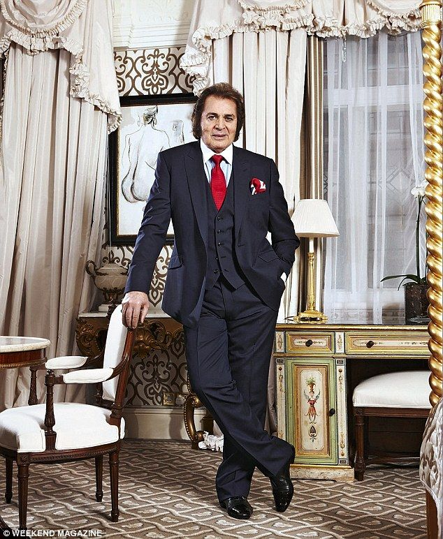 Engelbert has returned to the music scene once more with a new album called Engelbert Calling