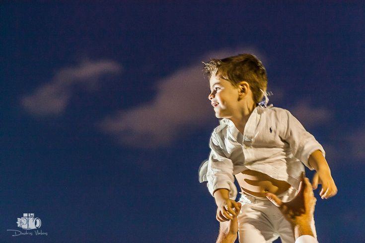 Η Βάπτιση του Χρήστου στον Άγιο Νικόλα Πτωχοκομείου στο Κέντρο της Αθήνας