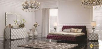 Stylowa sypialnia Diore