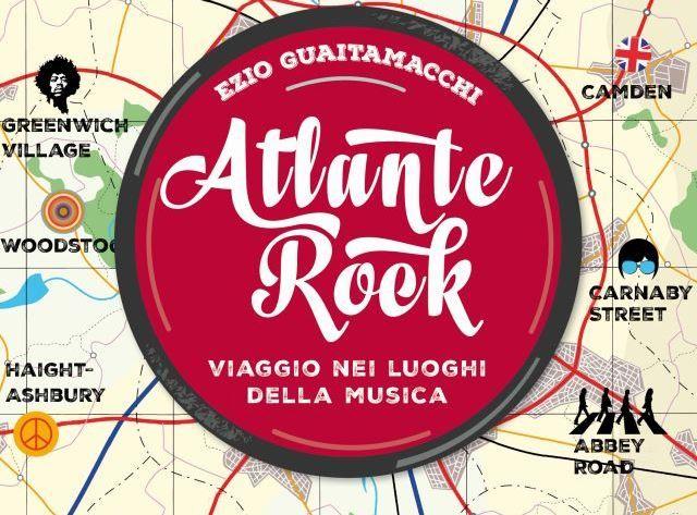 """Lo #scrittore di #AtlanteRock - Viaggio nei luoghi della musica"""",  #EzioGuaitamacchi sta girando le #librerie d'Italia con una presentazione-#spettacolo in cui ai #racconti presenti nel #libro si affiancano le colonne sonore di ciascun #viaggio. #musica #incontri #hoepli #libri"""