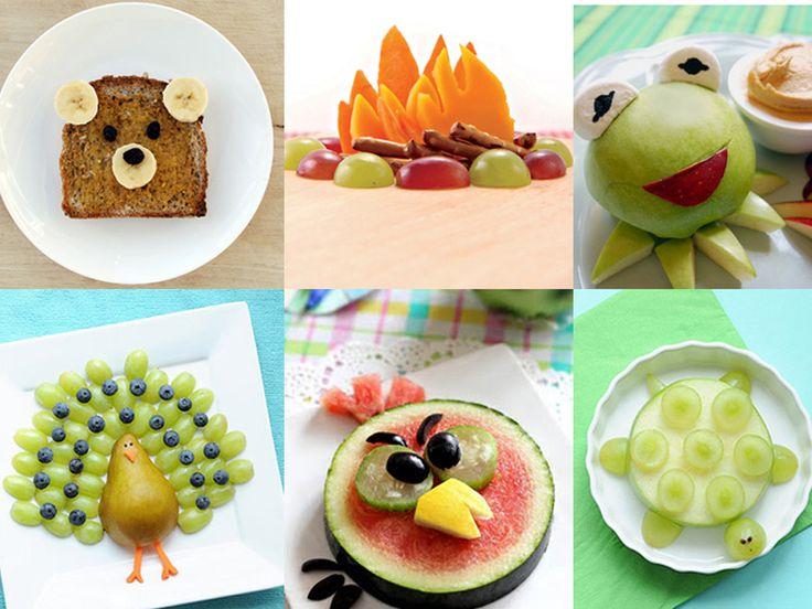 Proposez à votre enfant de créer sa propre collation santé tout en l'informant sur les bienfaits nutritionnels des ingrédients!