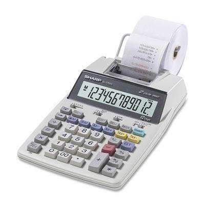 Sharp Calculator - Sharp Print Calc with Calendar