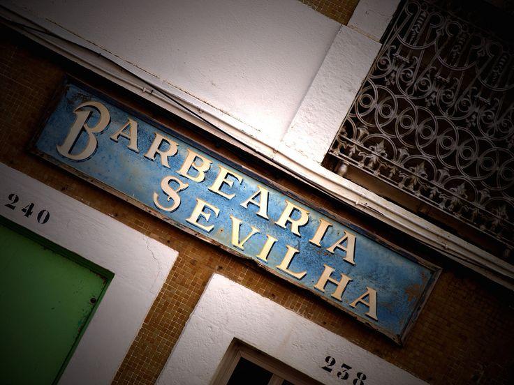 "https://flic.kr/p/6ikDn5 | #1 - Série ""Em Busca de..."" | ...Barbearia Sevilha"