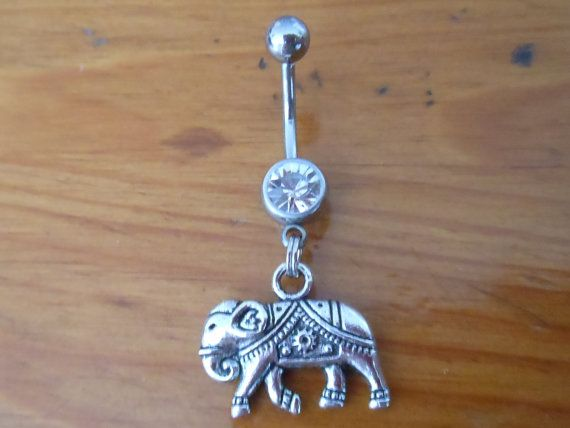 Elephant belly ring