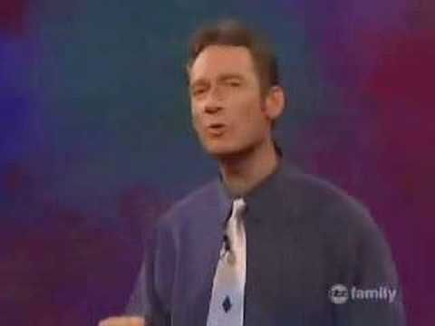 Whose Line: My All Time Favorite Irish Drinking Song