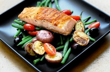 That's Nice: Another version of the Nicoise Salad