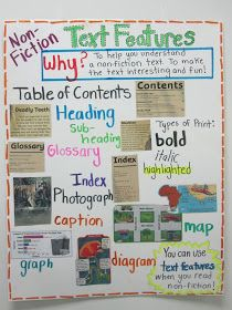 Second Grade Style: Teaching Text Features