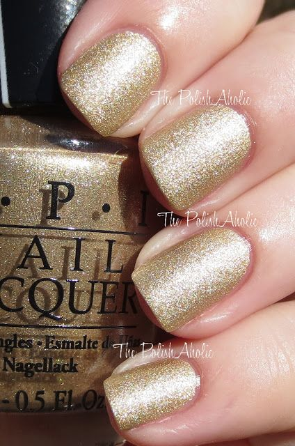 OPI Love.Angel.Music.Baby | #EssentialBeautySwatches | BeautyBay.com