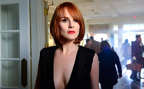 While a crossover between Downton Abbey and Good Behavior is out of the question,author Blake Crouch sees a lot of similarities between Michelle Dockery's characters on the two shows.