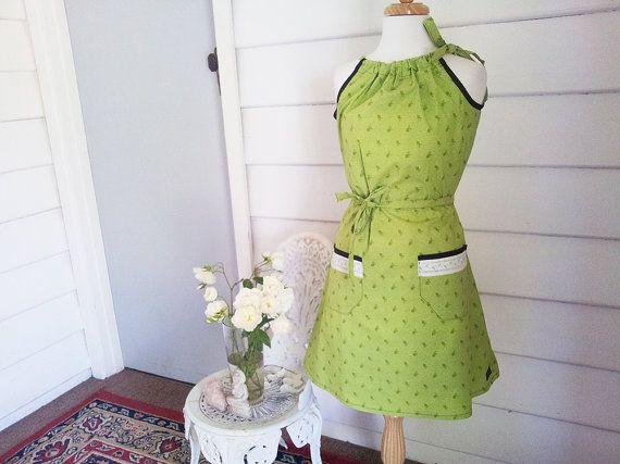 Ooak Women's Pillowcase Dress Summer Dress by RachelMoonClothing