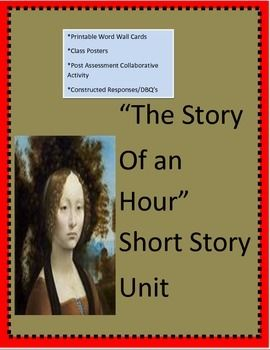 the story of an hour response Reader-response approach to the story of an hour introduction to literature eng 125 in the short story, the story of an hour , written by kate chopin in.
