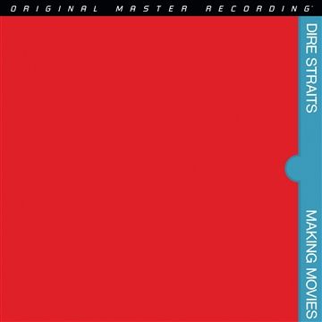 Dire Straits Making Movies 180g 45rpm 2lp In 2020 Dire Straits Tunnel Of Love Vinyl