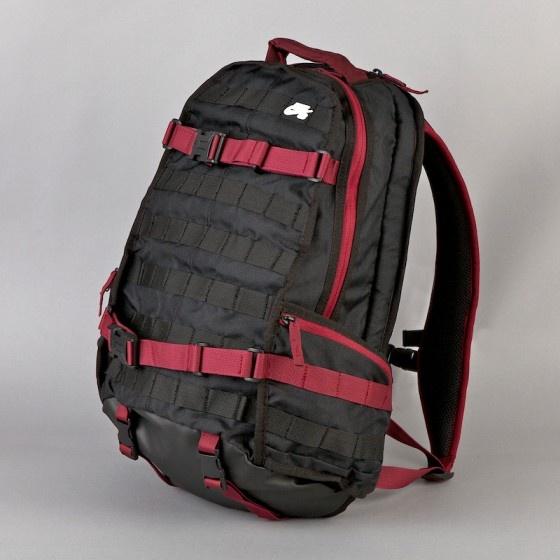 nike sb backpack silver