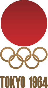 1964 Olympic Games logo