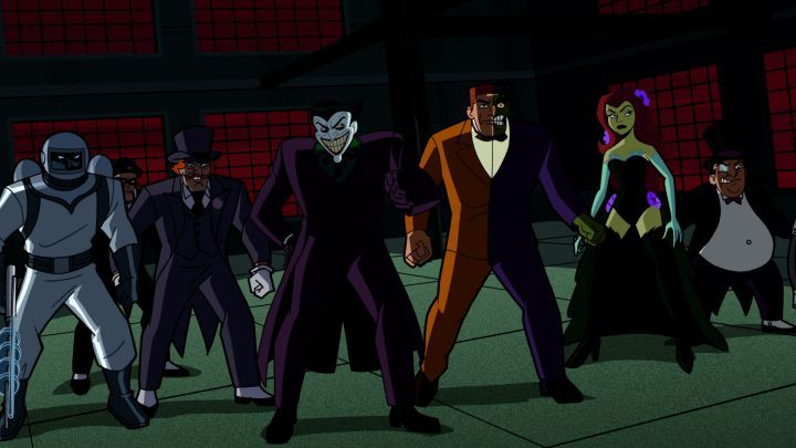 Scooby Doo Batman The Brave And The Bold Review Jinkies
