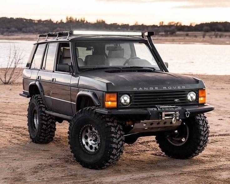 Range Rover Range Rover Off Road Range Rover Classic Range Rover