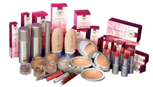 Locherber has created a range of Natural, Paraben Free Cosmetics. Buy online from our website www.bellenatura.co.za