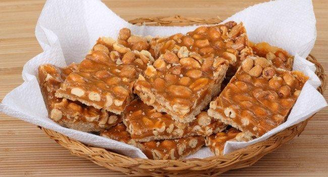 Aprenda a fazer um delicioso pé-de-moleque :) #receitas #sobremesas