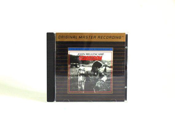 John Mellencamp Scarecrow MFSL Gold Audiophile CD  by FunkyKoala