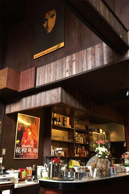 喫茶マドラグ:店内3