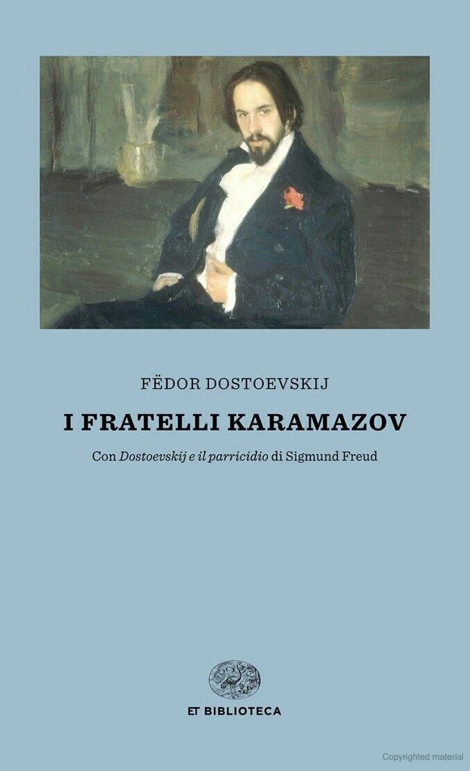 Fëdor Dostoevskij - I Fratelli Karamazov - Einaudi, 2014