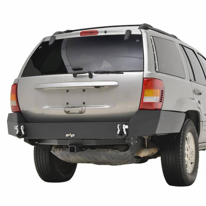 E Autogrilles Eag 99 04 Jeep Grand Cherokee Wj Rear Bumper