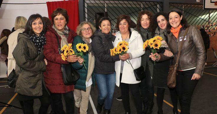 El colegio de las dominicas de Burtzeña reúne a estudiantes de siete décadas