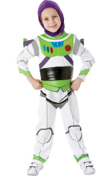 child buzz lightyear costume fancy dress for kids. Black Bedroom Furniture Sets. Home Design Ideas