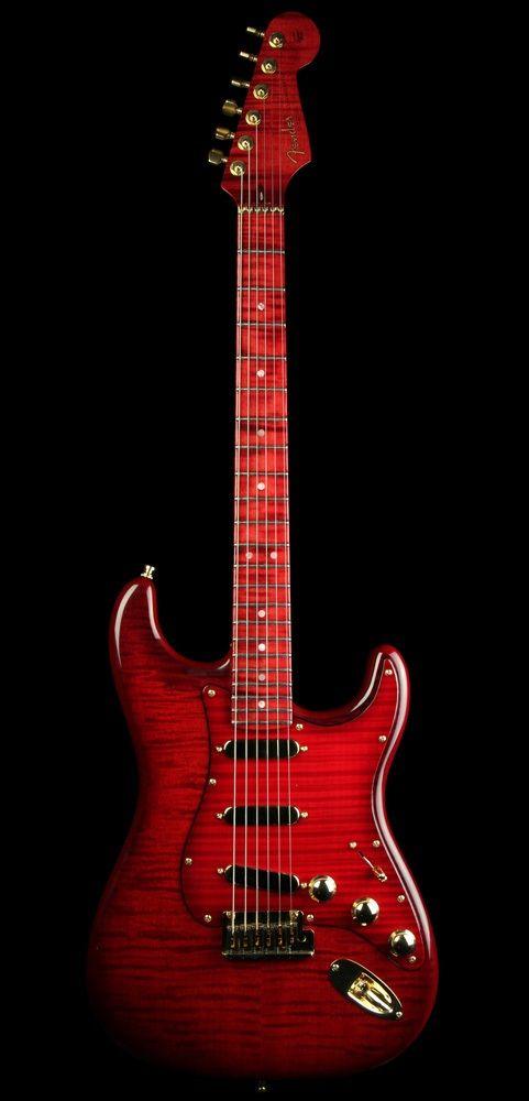 2008 Fender Custom Shop Masterbuilt Stratocaster