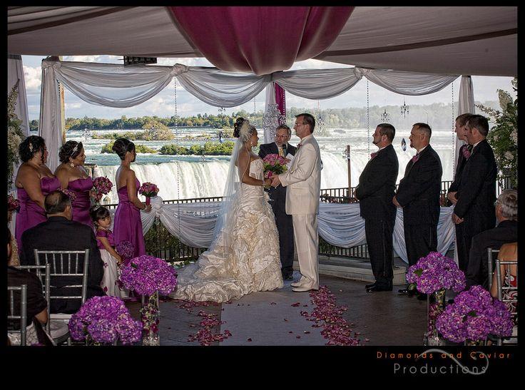 47 Best Niagara Falls Wedding Baldini And Vandersluys Images On