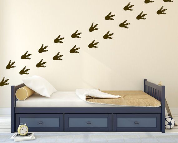 Unique Dinosaur Wall Decals Ideas On Pinterest Dinosaur Wall - How do you put a wall sticker on