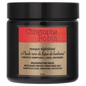 Masque régénérant à l'huile rare de figue de Barbarie de Christophe Robin sur Sephora.fr