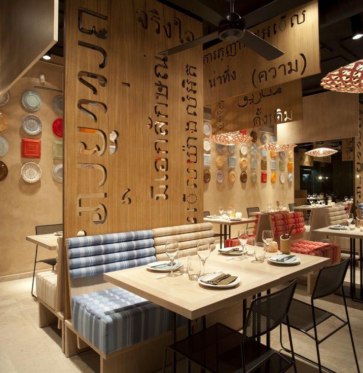 Restaurante Lah! / IlmioDesign