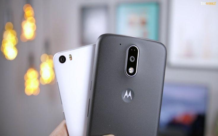 Moto G4 Plus vs Xiaomi Mi5 Camera Comparison