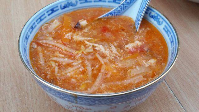 Das perfekte Original Pekingsuppe-Rezept mit Bild und einfacher Schritt-für-Schritt-Anleitung: Zuerst ca. 1,5l Boullion zum Kochen bringen, dann die…