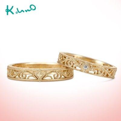 結婚指輪一覧 | ケイ・ウノ | 婚約指輪・結婚指輪 | マイナビウエディング  #marriagerings