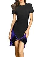 Dion Lee Ozone Hem Filter Dress #autumnracing #dionlee #davidjones #AW2013 #fashion