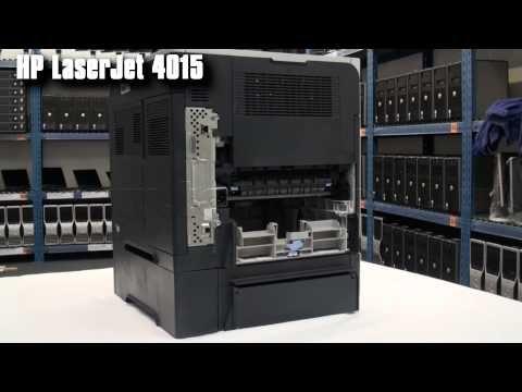 Velkokapacitní tiskárna HP LaserJet P4015X bez duplexu, síťovou kartou, přídavným zásobníkem, tonerem a kabelem